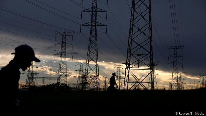 Another dark night for Gauteng under 'load reduction'