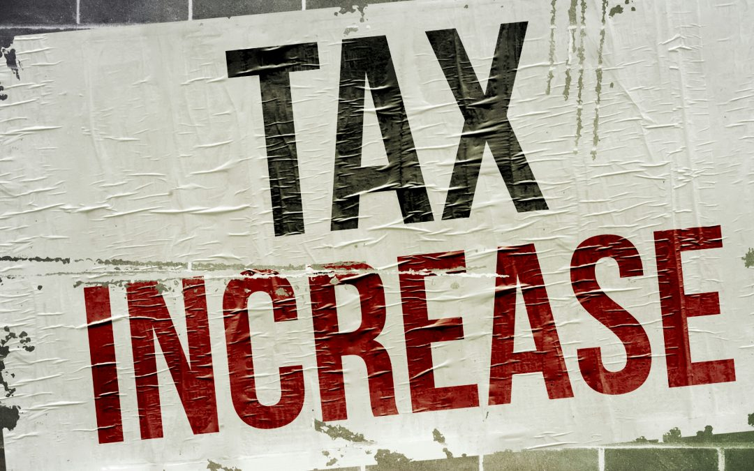 Govt plans tax hikes of R40 billion over the next four years